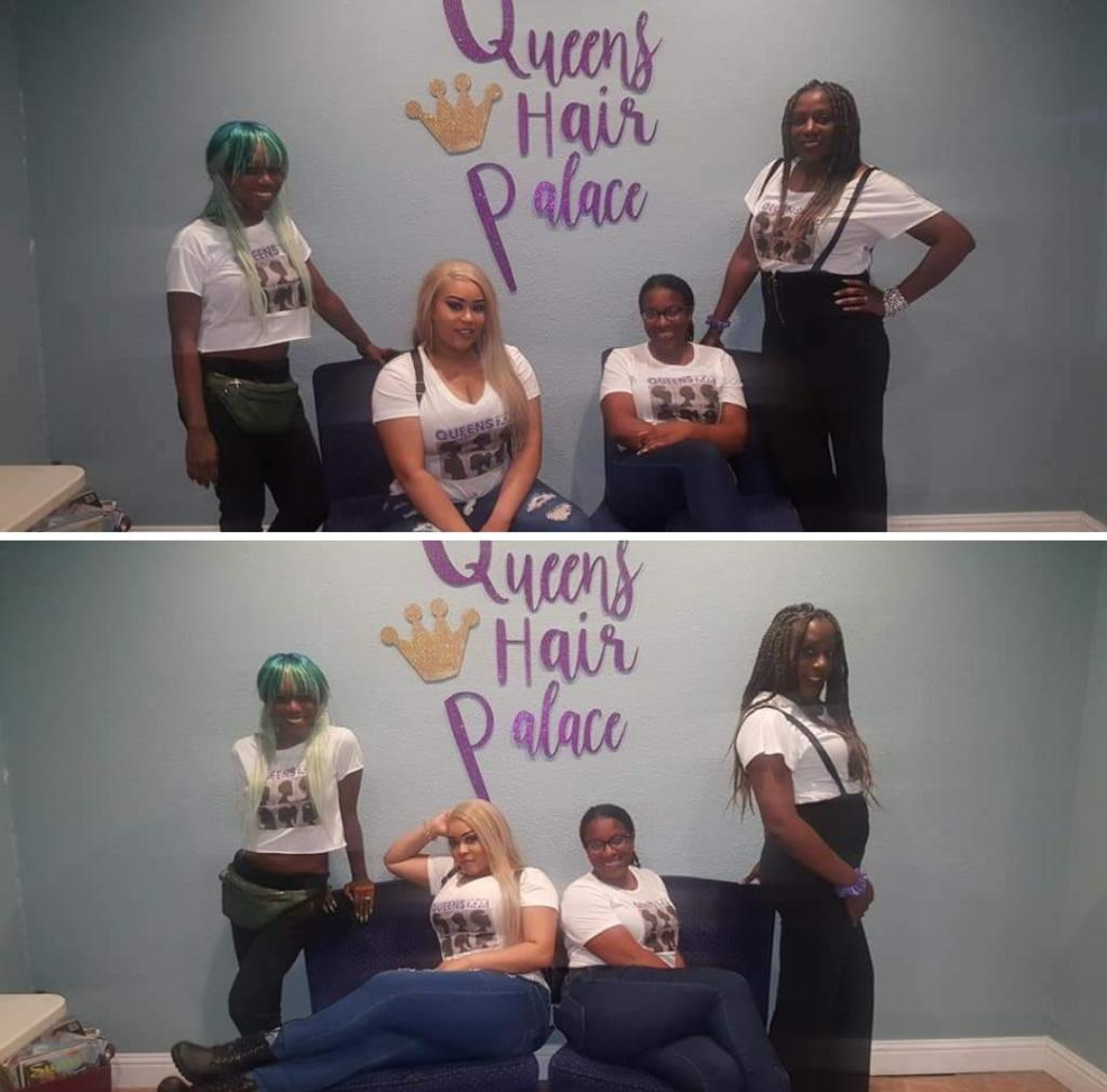 Queens Hair Palace